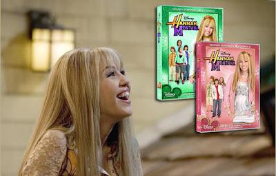 DVD  hannah Montana