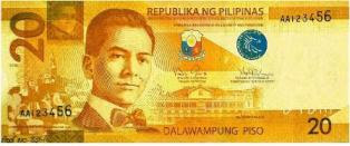 New Philippine Peso bill picture