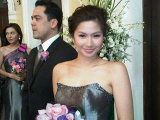 Mariel Rodriguez bridesmaid