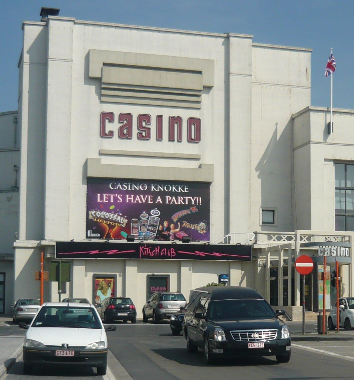 De Casinos Knokke