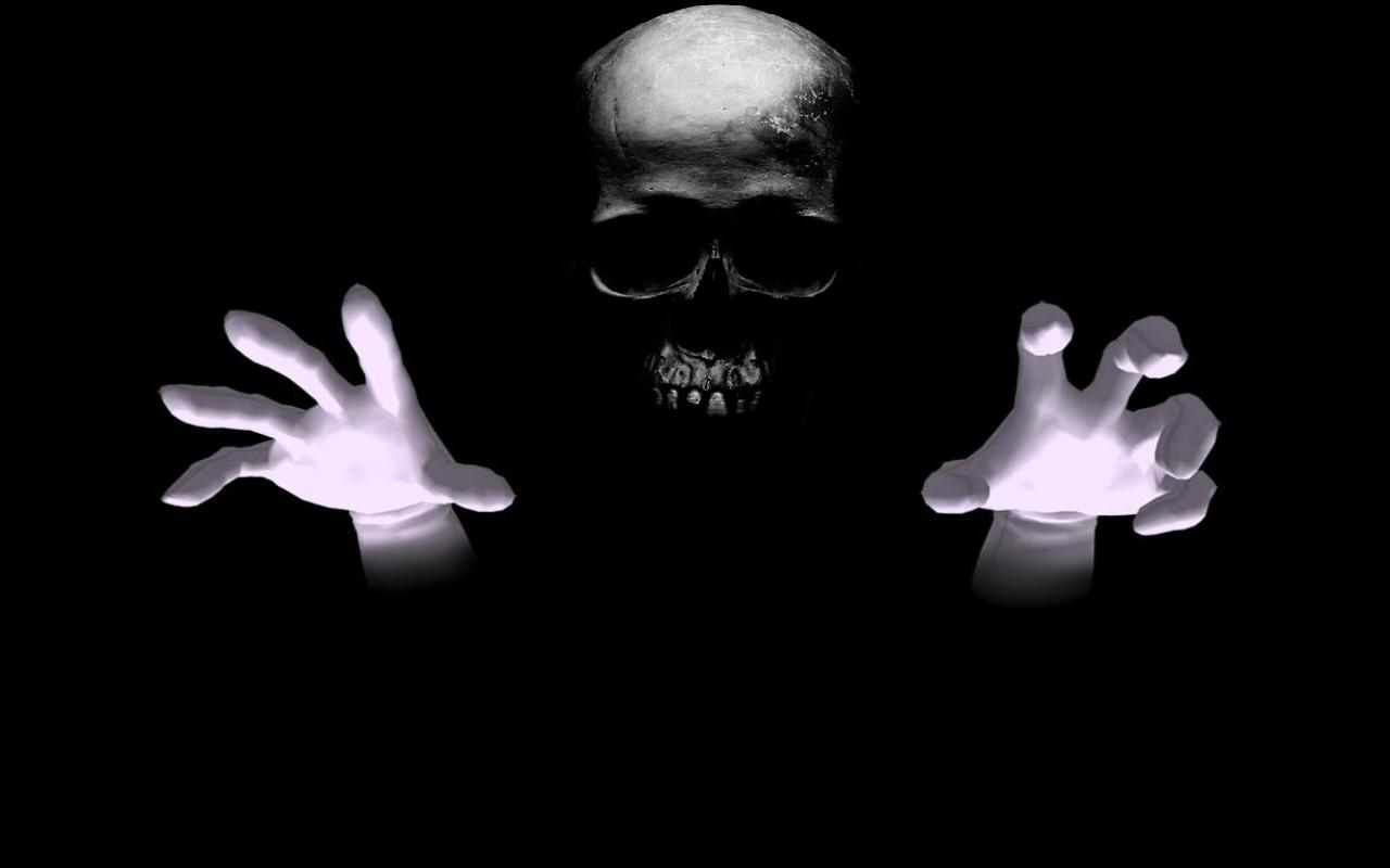 skull wallpaper for windows 7 - photo #39