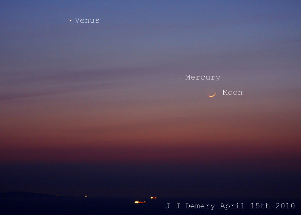 Mercury and Venus No Moons - Pics about space