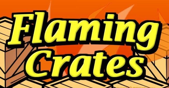 Free Slot Machine Flaming Crates