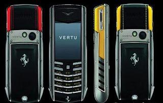 7ed49983b3 A Vertu é uma empresa bastante conhecida, que cria celulares de altíssimo  luxo, que custam uma fortuna. Agora ela acaba de lançar um modelo especial  da ...