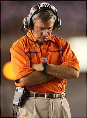 Tommy Bowden fired