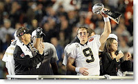 Drew Brees Super Bowl