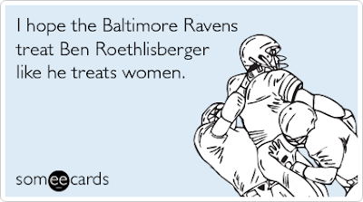 Ben Roesthlisberger e-card