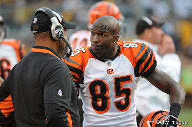 TNA offers to set up a cage match between Chad Ochocinco and Marvin Lewis