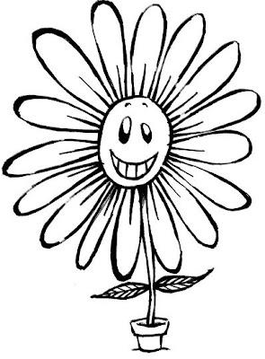Muitas Flores Para Colorir Gratuitamente Desenhos Para Imprimir E