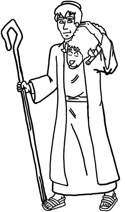 Desenho De Pastor