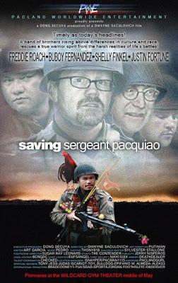 Saving Manny Pacquiao - COMEDY SITE