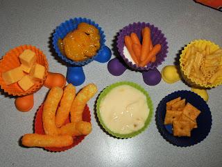 Muffin Tin Monday - Orange