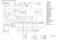 Yamaha scorpio sx 4 electrical diagram asfbconference2016 Gallery