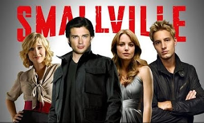 Smallville Season 10 with Tom Welling