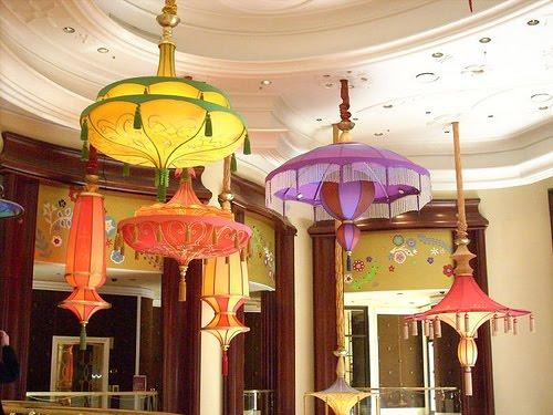 Cirque decor a new look for Wynn hotel decor