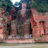 Leshan Giant Patung Buddha Raksasa