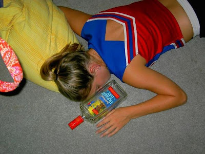 out girl fucked drunk Passed