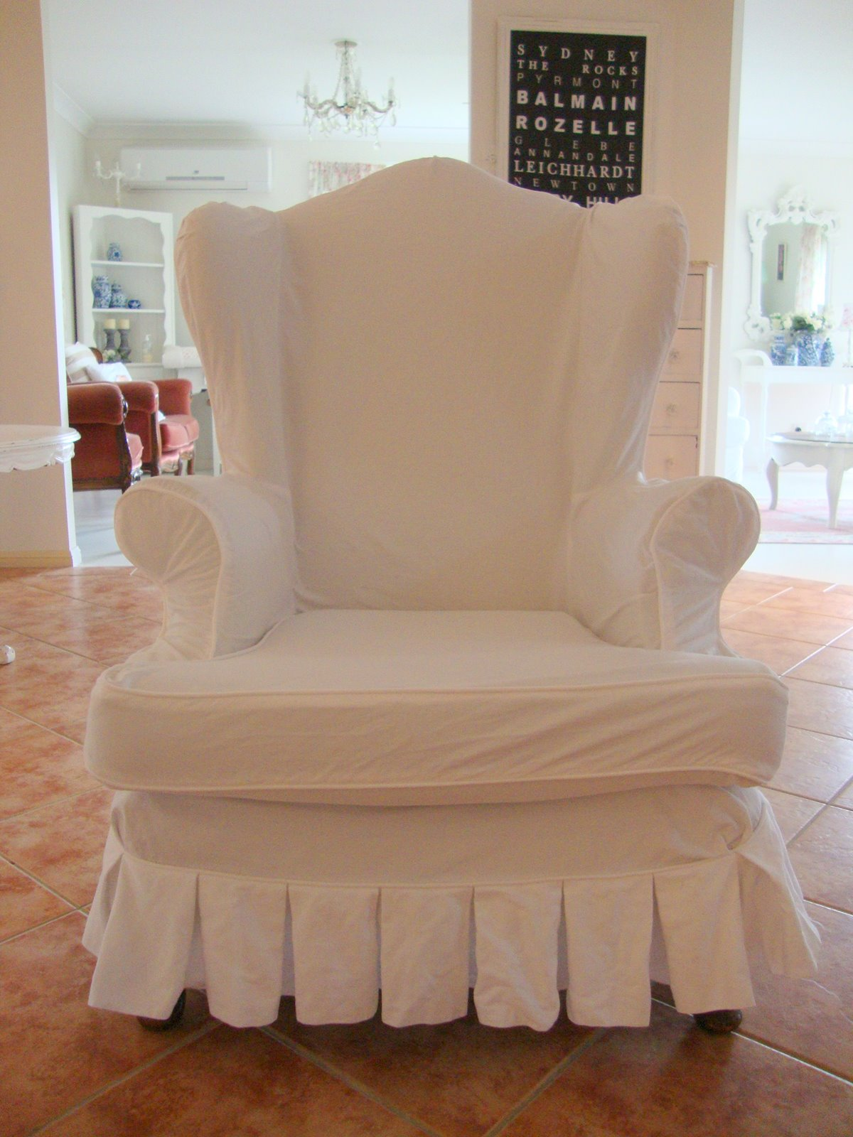 Slip Covers For Chairs Slip Covers Are They For You Paint Me White