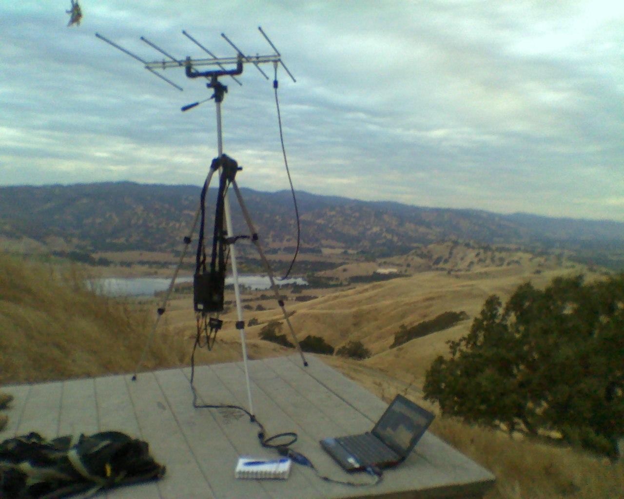 KB5WIA Amateur Radio: Twins! Portable QRP Satellite Station