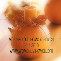 Join me in making your home a haven for our families. Together we'll make our homes a haven of peace, joy, tranquility, and fun for all who enter. #WomenLivingWell #homemaking #friendship #makingyourhomeahaven