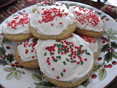 Soft Sugar Cookie Recipe and Homemade Icing - Women Living ...