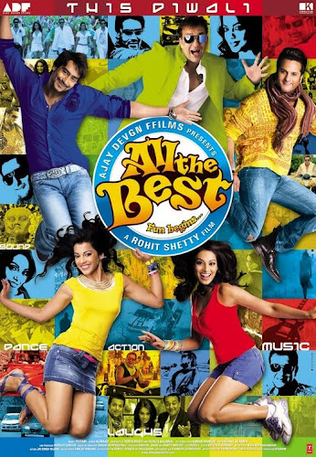All The Best (2009) Movie Poster