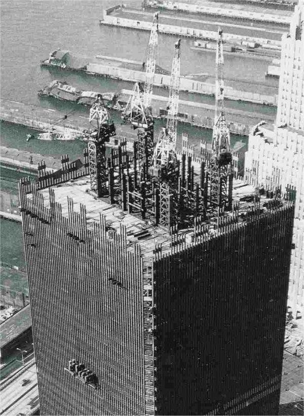 La crepa nel muro 11 settembre 2001 la terza verit for Aprire piani moderni