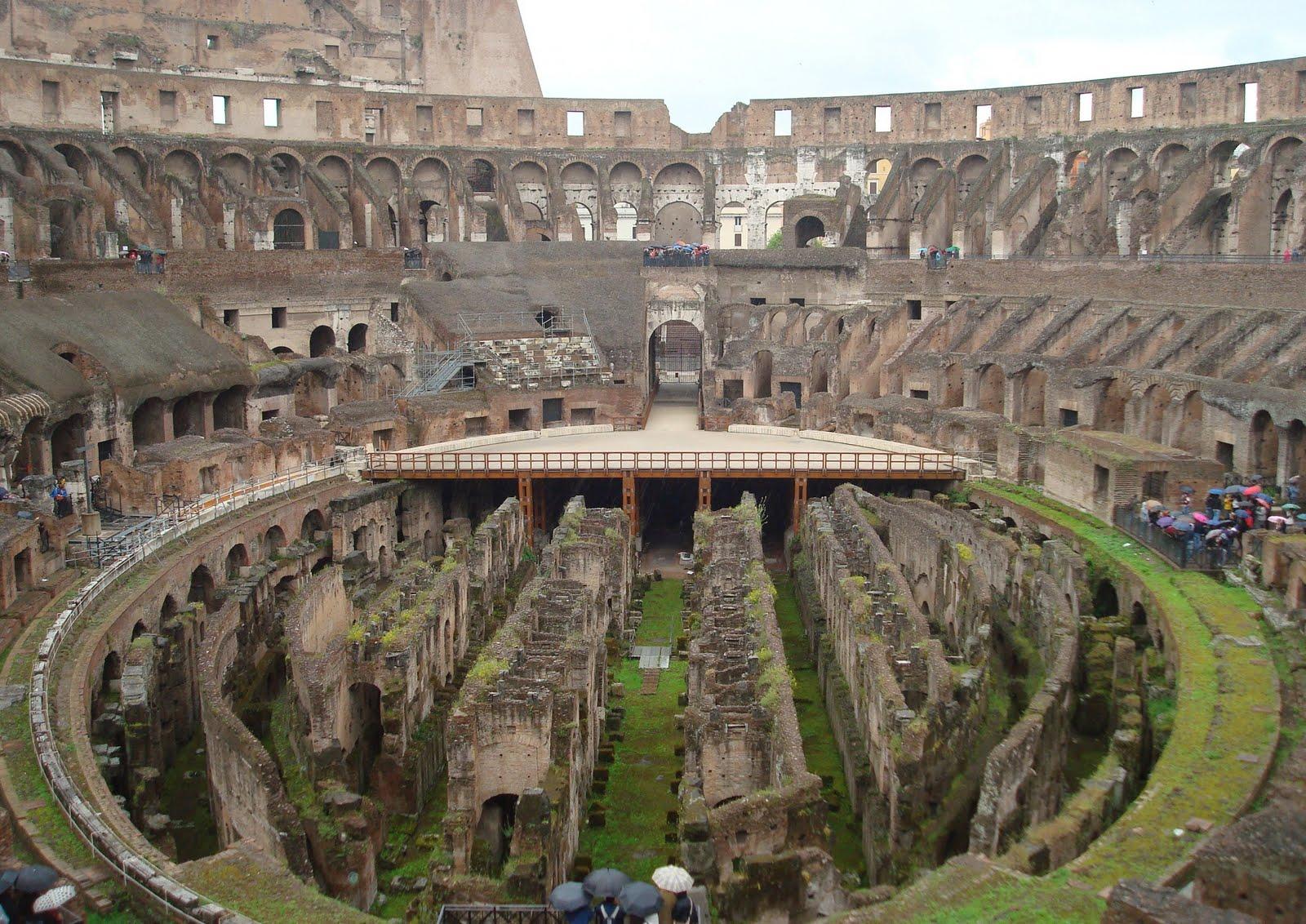 Hygge På Højen: Rom blev ikke bygget på en dag...