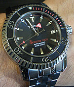 Watches Review Of The Tissot Seastar 1000