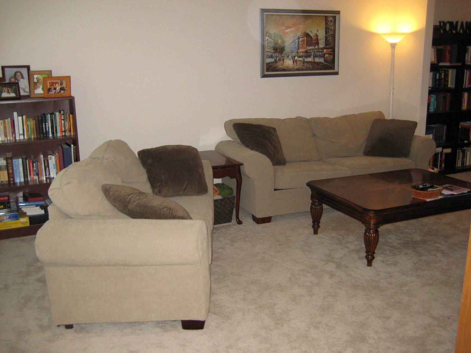 Boring Living Room