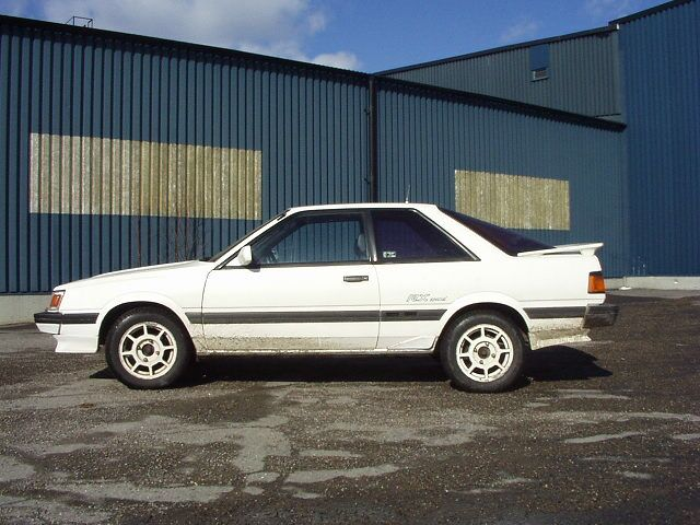 185 60R14 Tires >> My Favorite Cars 80s and 90s: Subaru Leone RX/II Turbo Coupe