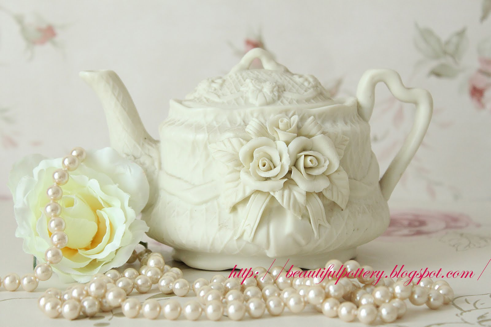 Beautiful Teapot Beautiful Pottery Vintage Teapots