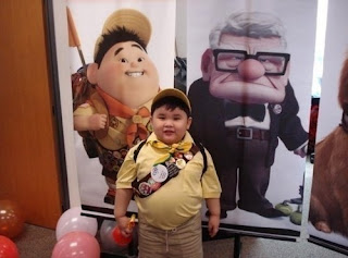 disney pixar up movie kid look alike, up movie, look alike, look alikes