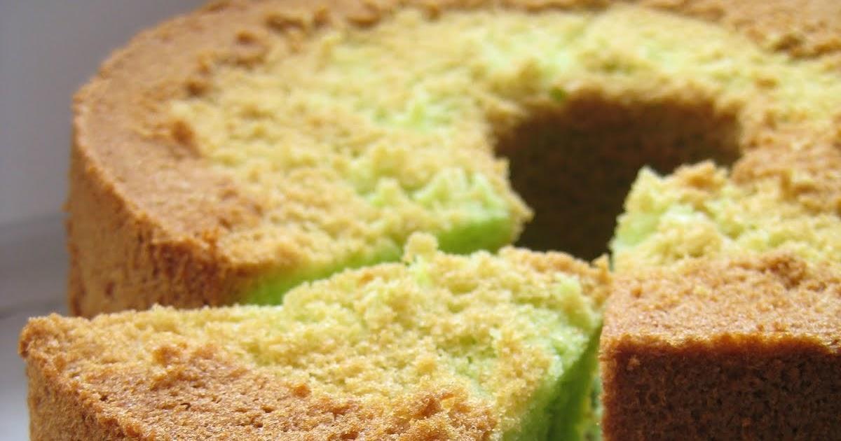 Can I Use Cake Mix To Make Pandan Cake