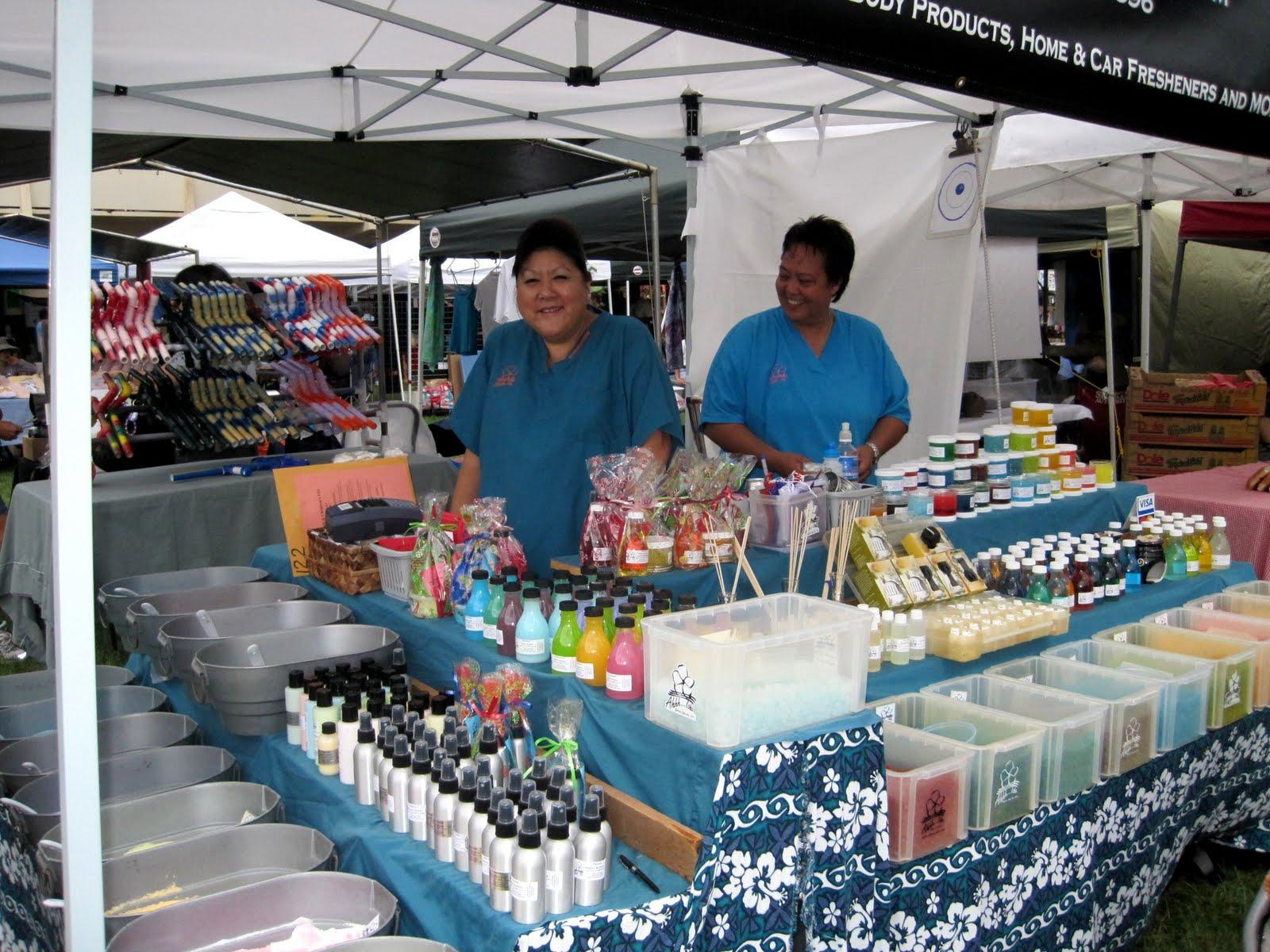 Honolulu  Craft Fairs