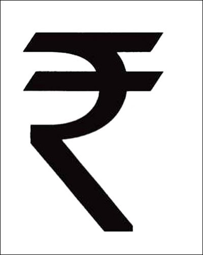 Indian rupee logo vector (. Cdr) free download.
