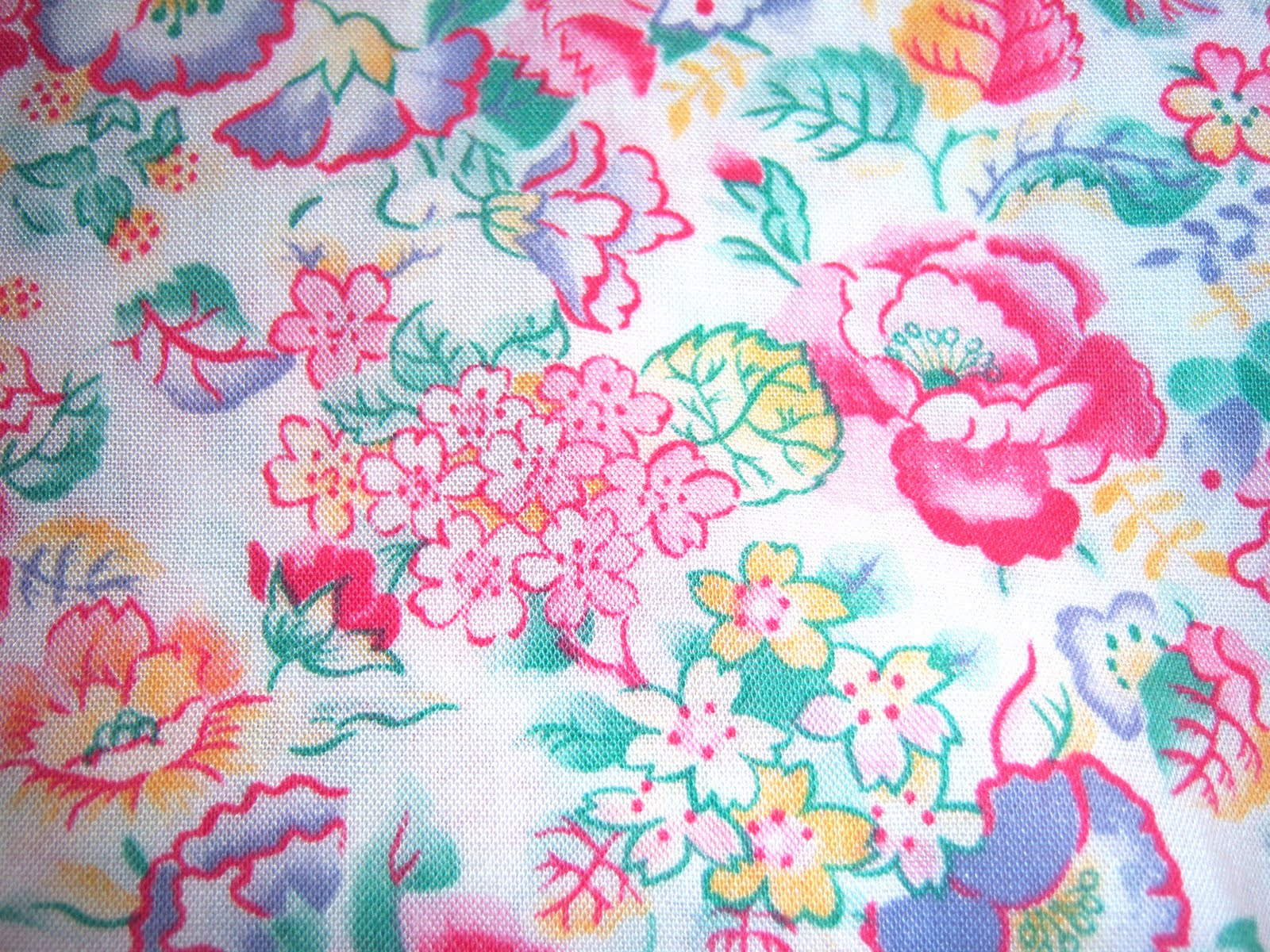 retro vintage fabrics