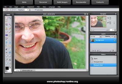 Software per fotomontaggi online websitesmulti.