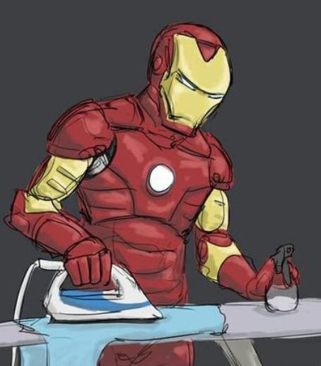 HUMOR casi INTELIGENTE. IRON MAN