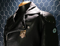 The AbbyShot Mad Max Jacket WITH Max Badges