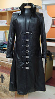 The AbbyShot Sephiroth Coat - Full View