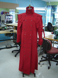 AbbyShot's Wonderful Stampede Duster from Trigun