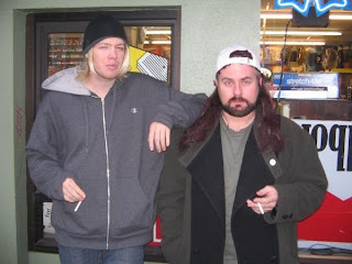 AbbyShot Silent Bob Coat - Customer Photo