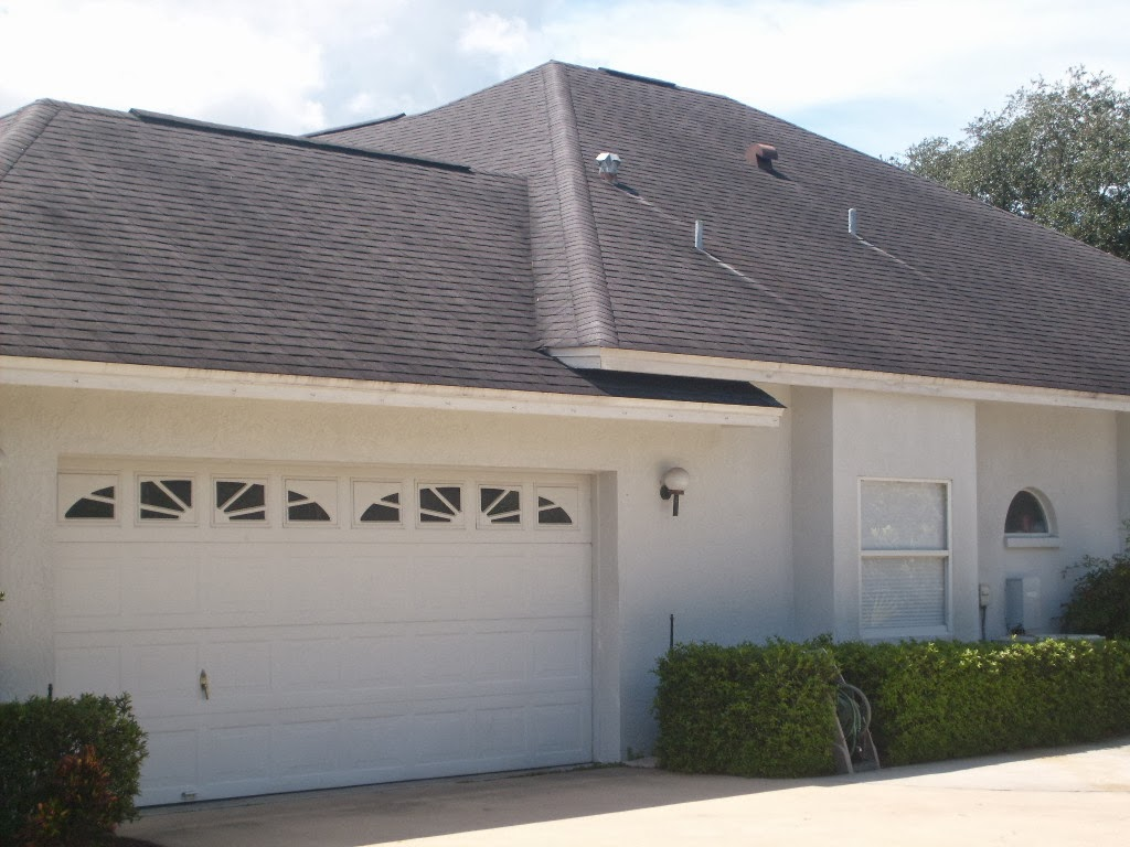 Asphalt Shingle Roof Cleaning Tampa
