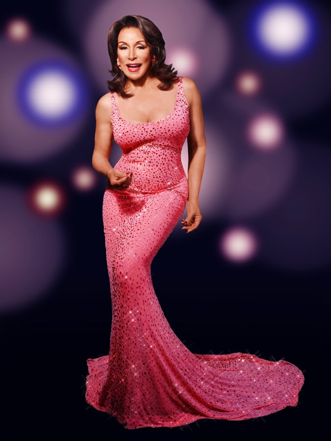 How Old Is Freda Payne 51