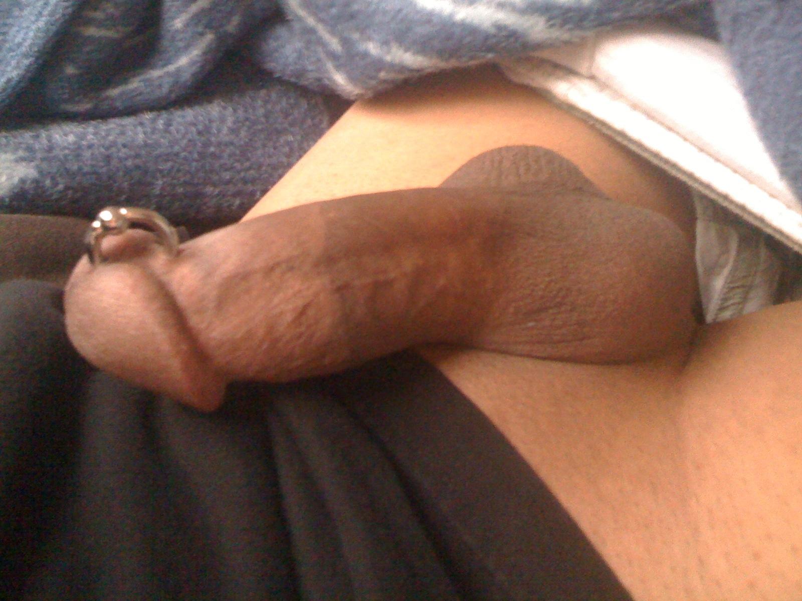 Cock piercing video