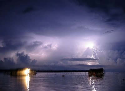 The Mysterious Catatumbo Lightning