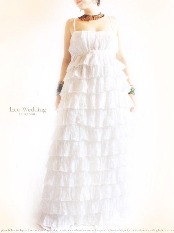 Aida Coronado Mexico Embroidery Dresses Goddess Mexican
