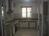 ทาสีห้องครัว หลังทำ