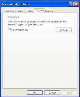 trik memperbaiki cursor, cara mengatasi cursor yang rusak, trik komputer, hacking PC, cara merawat komputer, cara mengatasi mouse rusak